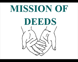 Mission of Deeds Rotary Saturday February 16