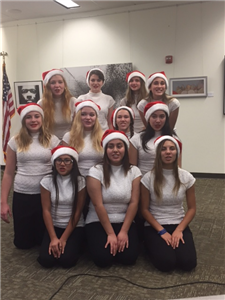 Holiday Music by Our Favorite Fallbrook Singers