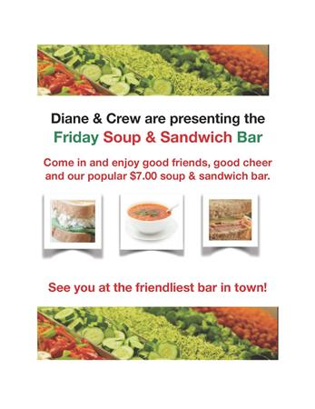 Friday Soup & Sandwich Bar