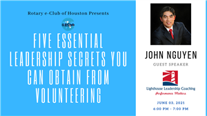 Five Essential Leadership Secrets You Can Obtain From Volunteering