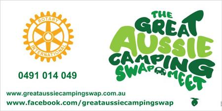 The Great Aussie Camping Swap Meet
