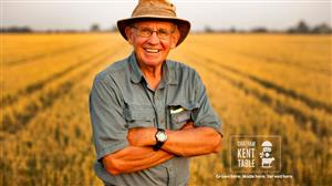 Bob shares his message about water & Agriculture