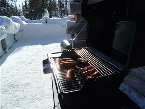 BBQ in the Winter? Really? and how do I use my new smoker
