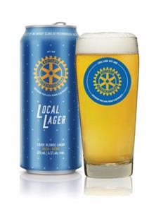 Rotary Local Lager - At The National Club