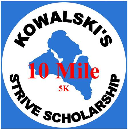 Strive Scholarship Kowalski's Strive 10 Miler & 5K