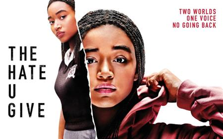 """Drive-in Movie Night """"The Hate U Give"""""""