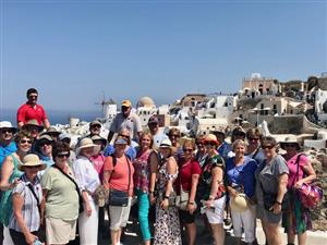 Joyful Ministry Singers of Waunakee spread their music and spirit through the Greek Isles