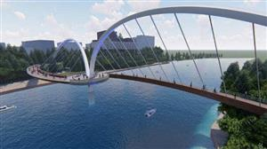 Rotary NZ 100 Year Project - Pedestrian/Cycle Bridge over Waikato River