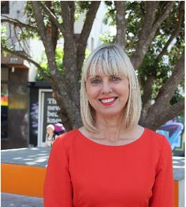 Viv Beck - CEO, Heart of the City