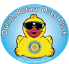Duluth Rotary Club 25's Duck Pluck Event at Pier B