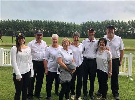 Ronald McDonald House 'A day at the polo'