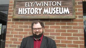 Manager of the Ely Winton Historical Society
