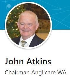 CEO of Anglicare and former agent general in London