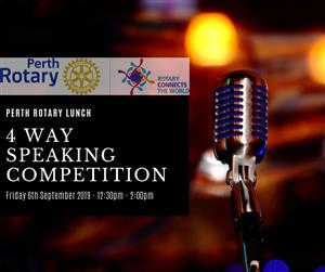 Four Way Test Speaking Contest