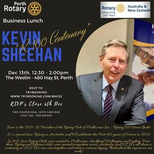 What you can do for the Centenary of Rotary 'down under'? -  Rotary 100 Down Under