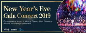 New Year's Eve Gala Launch
