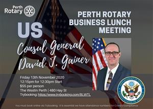 U.S. foreign policy goals with Australia