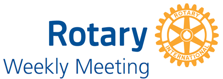 Weekly Meeting information on the new Rotary Year