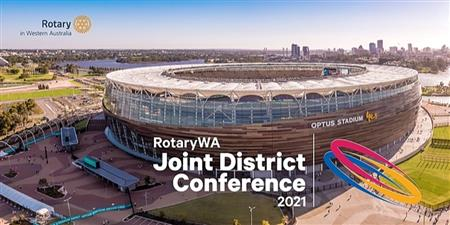Joint Conference Rotary Districts 9465 and 9455