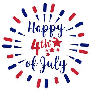 Independence Day Holiday -  Join us for a Zoom Happy Hour!