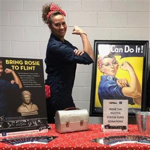 Let's Bring Rosie the Riveter to Genesee County