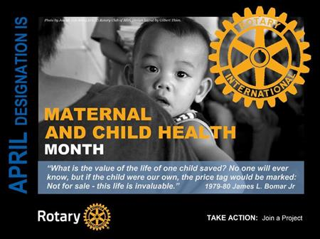 RI Theme of the Month: Maternal & Child Health