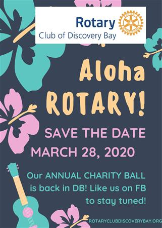 POSTPONED Annual Fund-Raising Charity Ball in DB