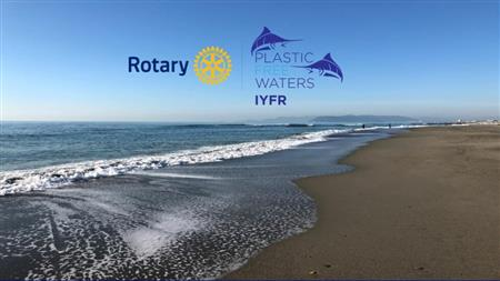 Rotary IYFR Operation Plastic Free Waters