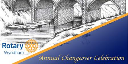 Wyndham Rotary - Annual Change Over