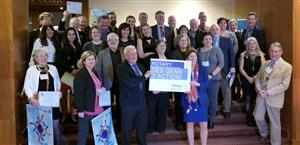 Rotary Connects the World / Paul Harris Fellow Presentations