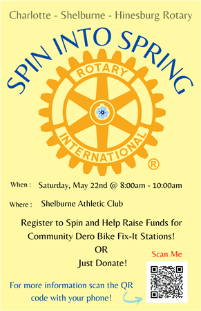 Spin into Spring