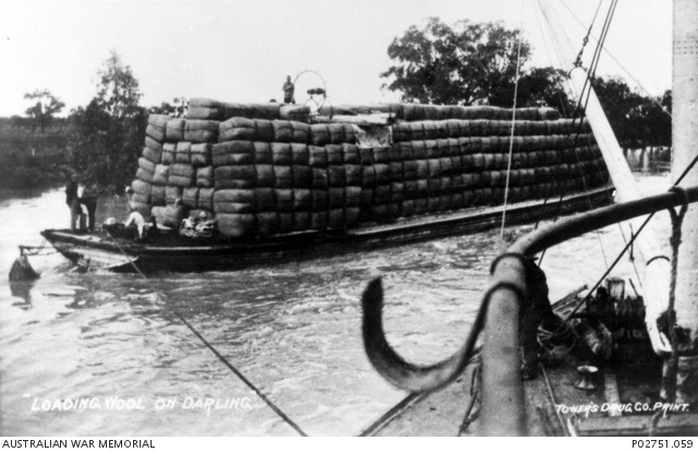 Against the Flow - The Struggle for the Murray-Darling Pastoral River Trade of Western NSW 1830-1880