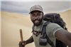 Crossing Africa, by foot and kayak