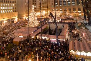 History of the 21st Annual Christkindl Market