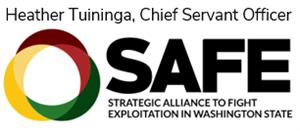 Chief Servant Officers, Strategic Alliance to Fight Exploitation (SAFE) in WA and MN