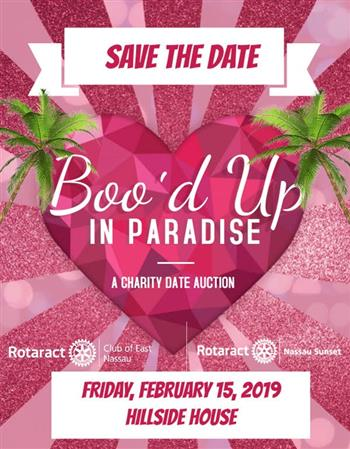 Boo'd Up in Paradise- A Charity Date Auction