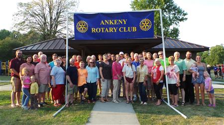 Annual Rotary Fall Picnic