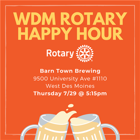 Happy Hour at Barn Town Brewing