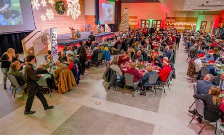 2019 Holiday Auction & Banquet