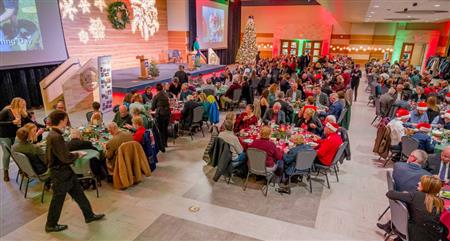 Holiday Auction & Dinner