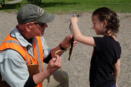 Kids Fishing Day at Glen Lake Rotary Park