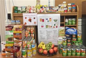 Improving the Nutritional Quality of Food Pantry Donations in Clinton County (INQFPDCC)