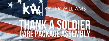 KW: Thank-A-Soldier Care Package Assembly & BBQ