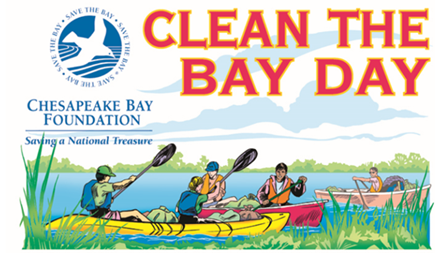 CANCELLED: CLEAN THE BAY DAY Service Opportunity