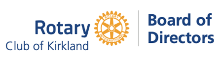 Rotary Board of Directors Meeting