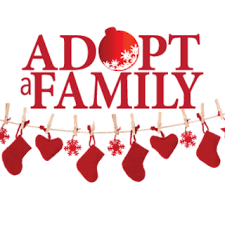 Holiday Adopt-A-Family Kick Off Meeting