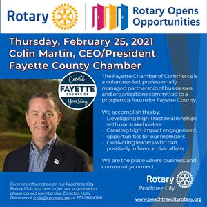 Fayette County Business Outlook