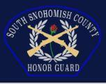 Service Work of the Honor Guard
