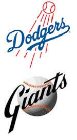 Dodgers vs Giants - All District Event!