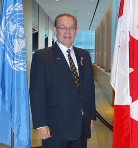 via Zoom - Rotary & United Nations... Partners in Peace